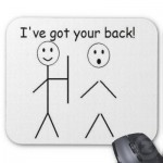 ive got your back