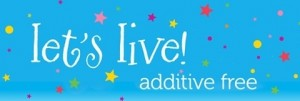 let'slive additivefree