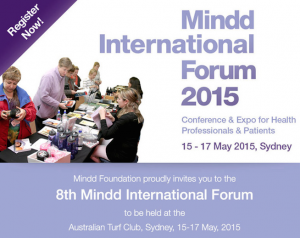 I'm presenting at Mindd along with inspirations  Dr Natasha Campbell McBride, Dr Leila Masson, Helen Padarin, Nicole Biljsma, Therese Kerr and many more.
