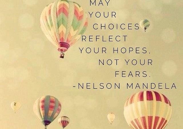 choices mandela